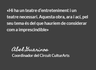 crítica Abel Guarinos