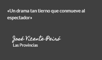 crítica Jose V. Peiró